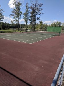 Parks and Recreation - Sutherland Tennis Court