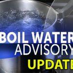 boil water update